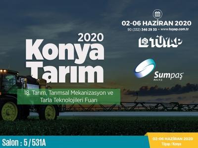 Konya Agriculture Fair 2020