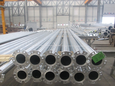 Flanged Column Pipes