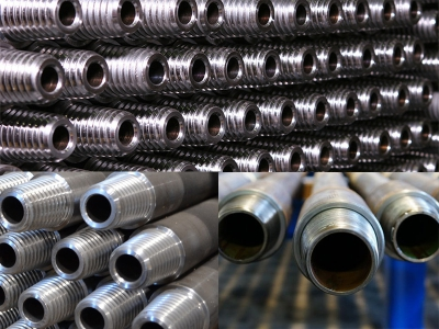 أنابيب الحفر Drill Pipes / API 5DP / Ingersoll Rand