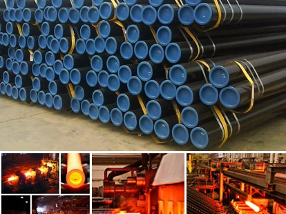 Production (Tubing) Pipes